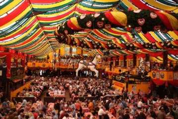Oktoberfest – The Munich Beer Festival in Numbers