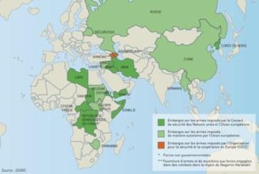 Ces pays en guerre à qui la France vend des armes