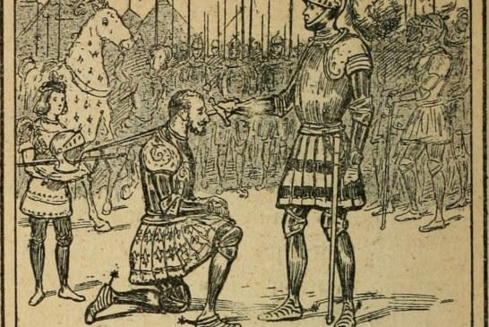 Au Moyen Âge, Mamoudou Gassama aurait été sacré chevalier