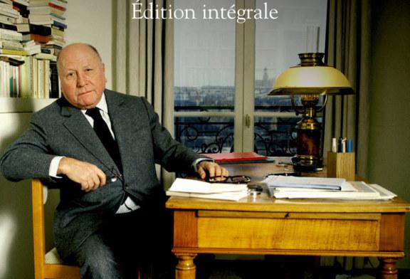 Jean-François Revel, académicien, gourmet et arpenteur de restaurants