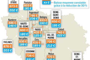 Baisse de la taxe d'habitation: voici ce que les Franciliens y gagnent