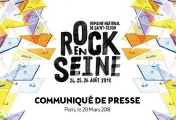 Festival: Les premiers noms de Rock En Seine sont connus!