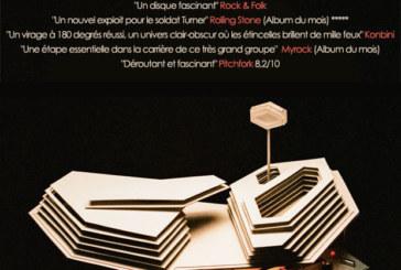 Musique: Artic Monkeys numéro 1 des ventes en France