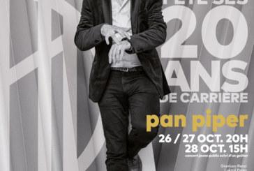Musique: Le pianisteGiovanni Mirabassirevient sur 20 ans de musique