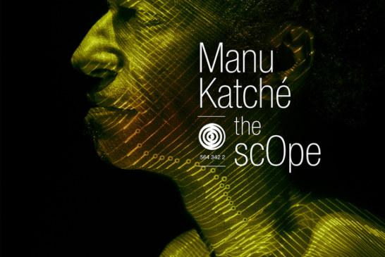 Musique: Manu Katché revient avec The Scope, son nouvel album