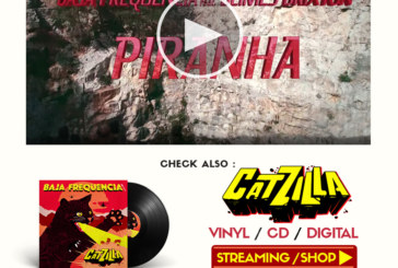 """Musique: Baja Frequencia dévoile """"Piranha"""", sa nouvelle vidéo"""