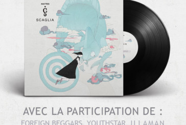 Musique: Scaglia, 1er album solo de Matteo
