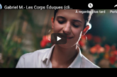 """Musique: Découvrez """"Les Corps éduqués"""", le nouveau clip de Gabriel M."""