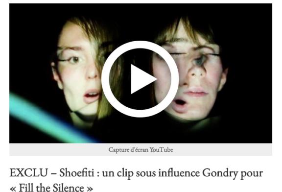 Rolling Stone présente en exclusivité le nouveau clip de Shoefiti