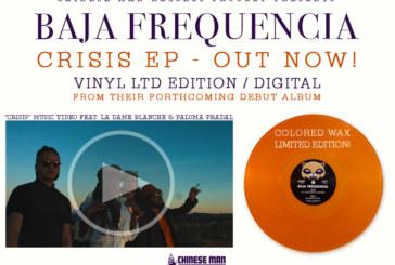 Musique: Baja Frequencia sort Crisis, un E.P.