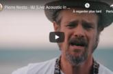 """Musique: Découvrez la version acoustique de """"I&I"""" de Pierre Nesta"""