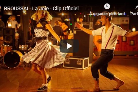 """Musique: Découvrez """"La Joie"""",  nouveau clip  de Broussaï"""
