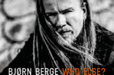 Bjorn Berge sort son nouvel album Who Else ?