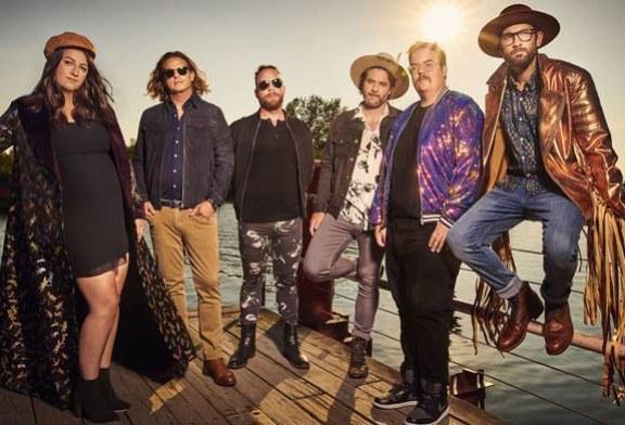 Musique: Rattlesnake, nouvel album de The Strumbellas, à paraître fin mars
