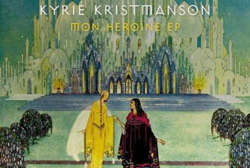 """Musique: Kyrie Kristmason sort le clip de """"Mon Héroine"""""""