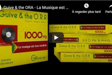 """Musique: Découvrez """"La Musique est mon Remède"""", le nouveau clip extrait de l'album éponyme de Guive and The Ora"""
