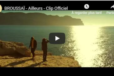 """Musique: Broussaï sort le clip de """"Ailleurs"""""""