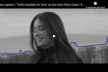 Musique: Yara Lapidus dévoile le clip de Tenho Saudade de Voce