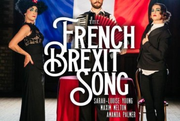 Musique: Amanda Palmer sort le clip de 'The French Brexit Song' !