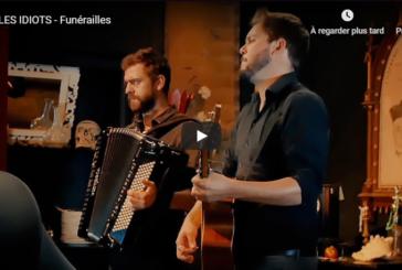 """Découvrez """"Funérailles"""", le 1er clip extrait de l'album """"Tout le monde le sait"""" des Idiots"""