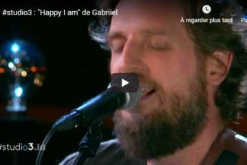 """Découvrez """"We are"""", le nouveau clip extrait de l'EP """"Light in the Dark"""" de Gabriiel"""
