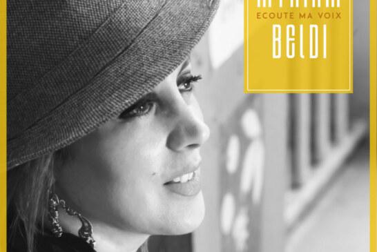 """""""Ecoute ma voix"""", le nouveau single de Myriam Beldi"""