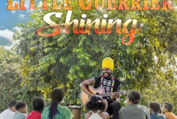 """Découvrez l'album""""Shining""""de Little Guerrier"""