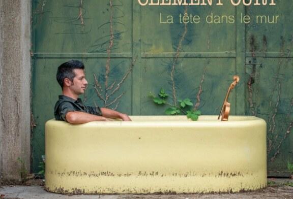 """Clément Oury présente """"La tête dans la mur"""""""